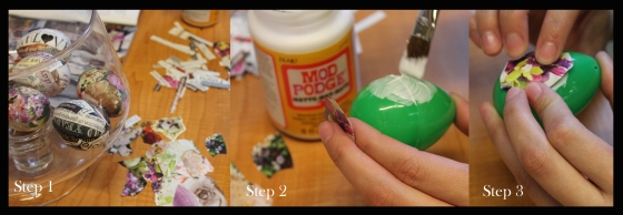 Newspaper_Magazine Egg Tutorial